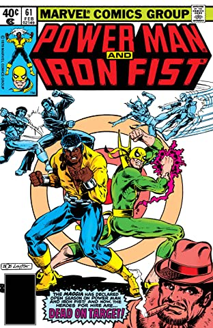 Power Man and Iron Fist (1978-1986) No.61