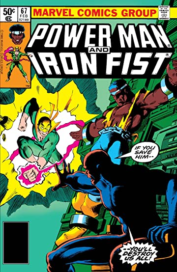 Power Man and Iron Fist (1978-1986) #67