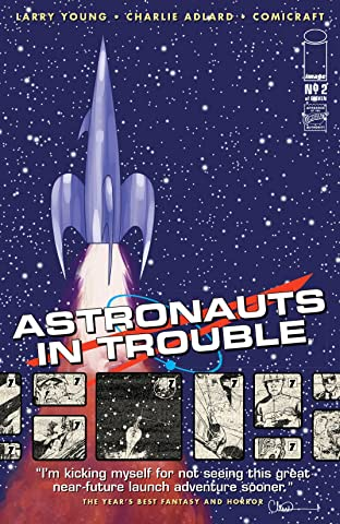 Astronauts In Trouble No.2