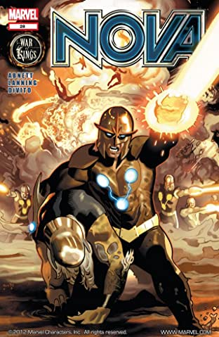 Nova (2007-2010) #28