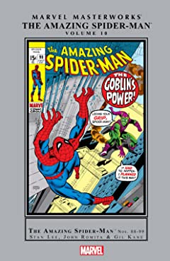 Amazing Spider-Man Masterworks Vol. 10