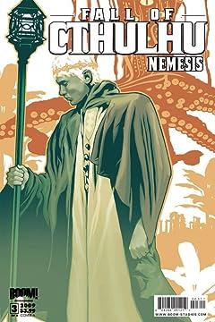 Fall of Cthulhu Vol. 6: Nemesis #3 (of 4)
