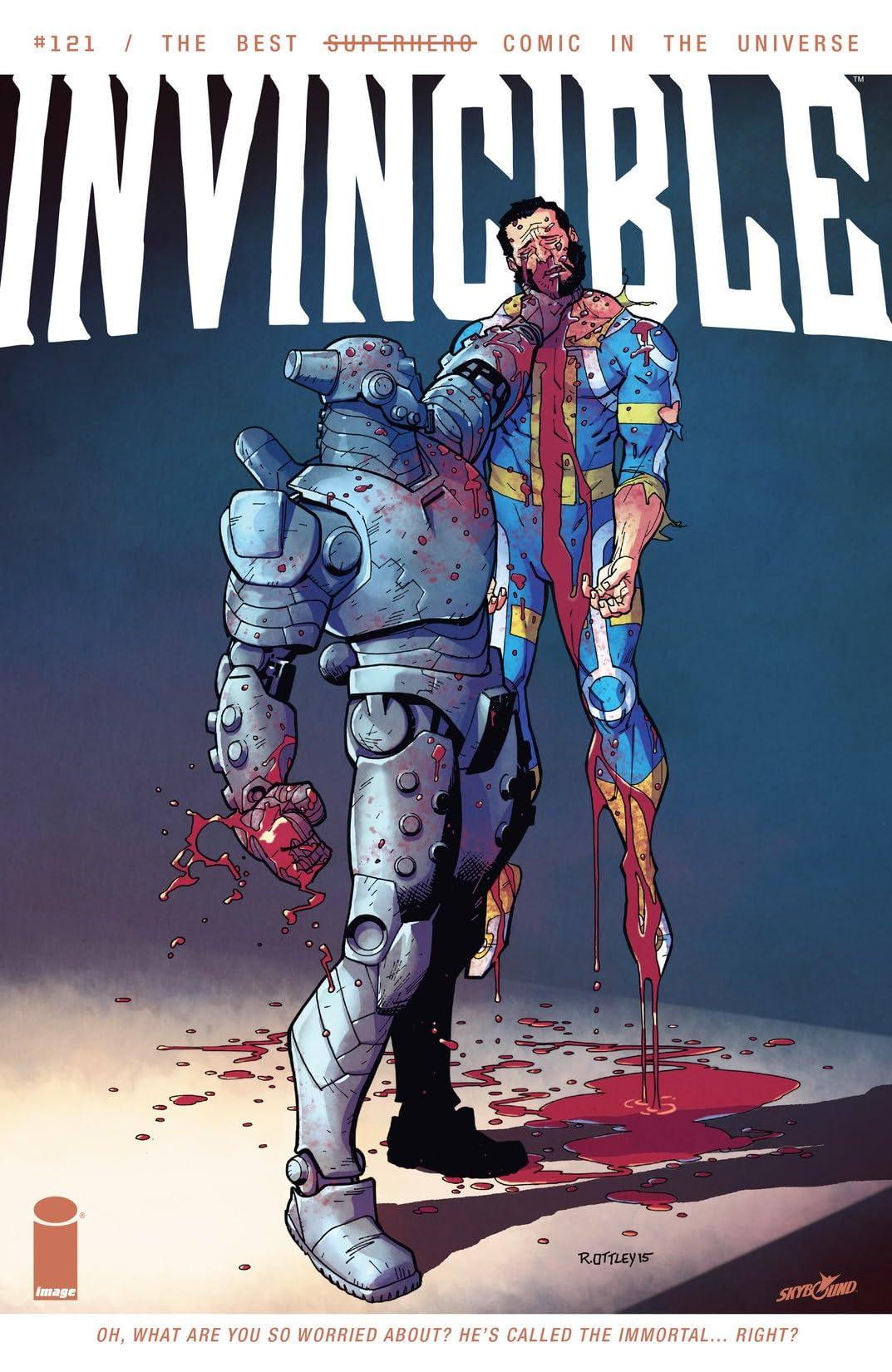 Invincible #121
