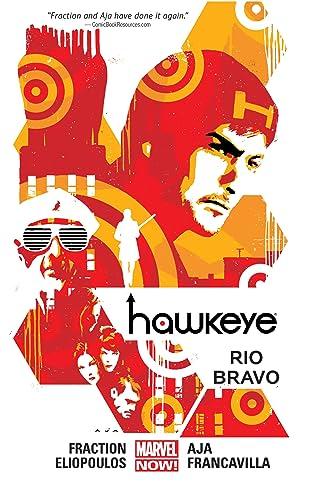 Hawkeye Vol. 4: Rio Bravo