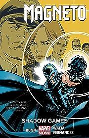 Magneto Vol. 3: Shadow Games