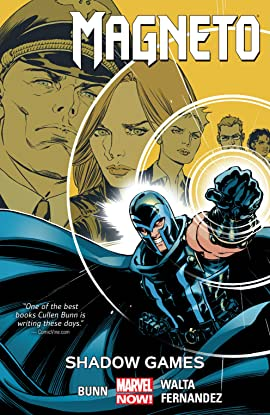 Magneto Vol. 3: Shadow Games