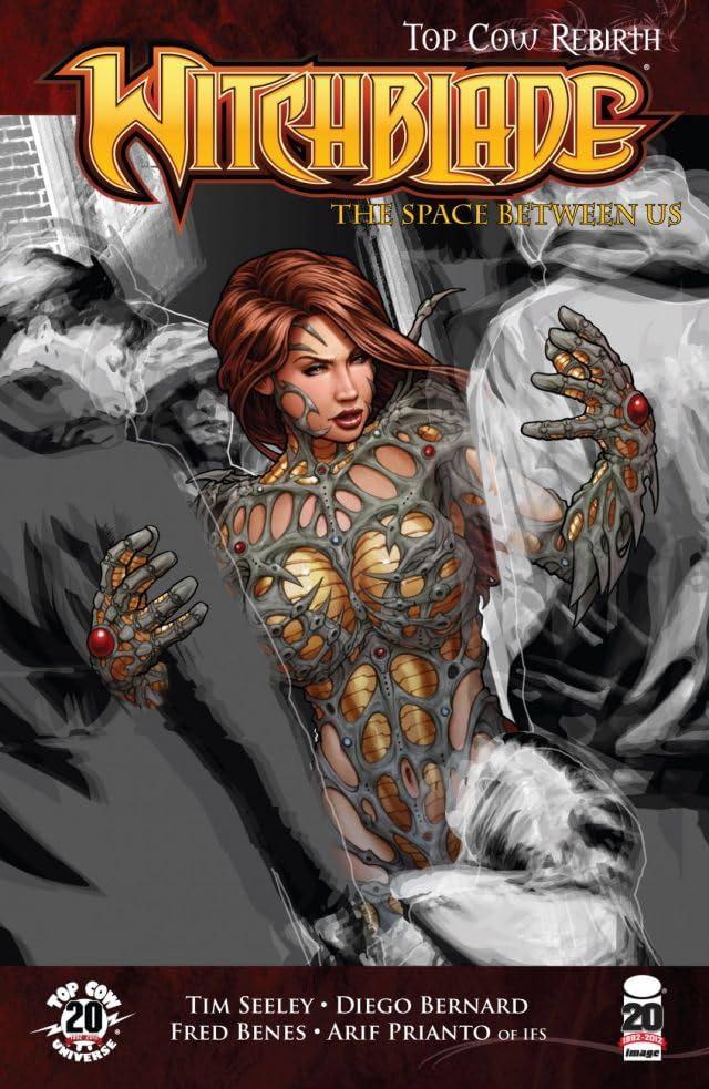 Witchblade #156