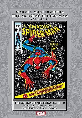 Amazing Spider-Man Masterworks Tome 11