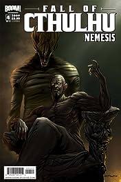 Fall of Cthulhu Vol. 6: Nemesis #4 (of 4)