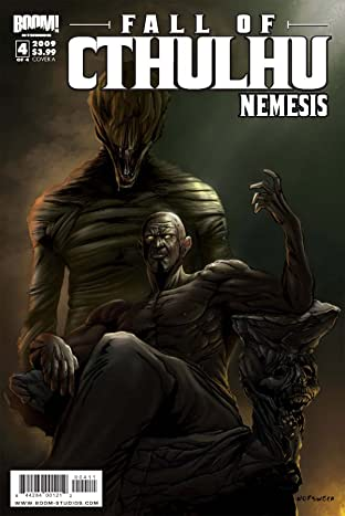 Fall of Cthulhu Vol. 6: Nemesis #4