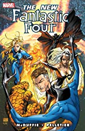 Fantastic Four: The New Fantastic Four