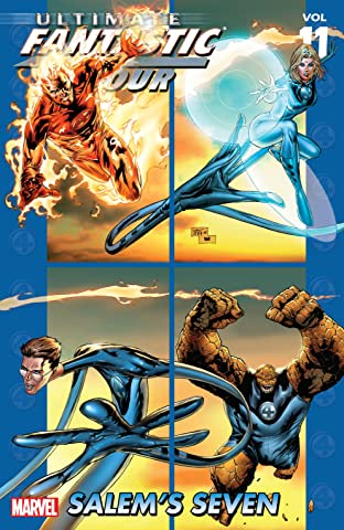 Ultimate Fantastic Four Tome 11: Salem's Seven