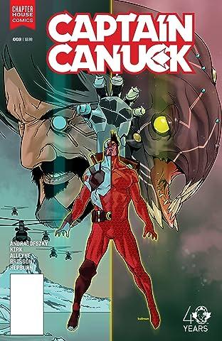 Captain Canuck (2015-) No.3