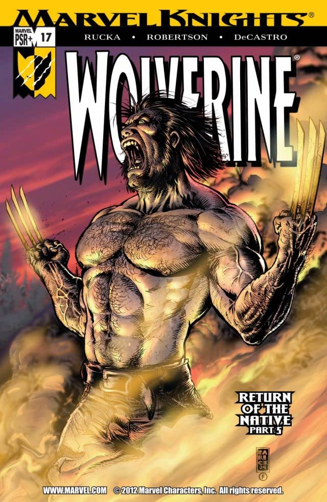 Wolverine (2003-2009) #17