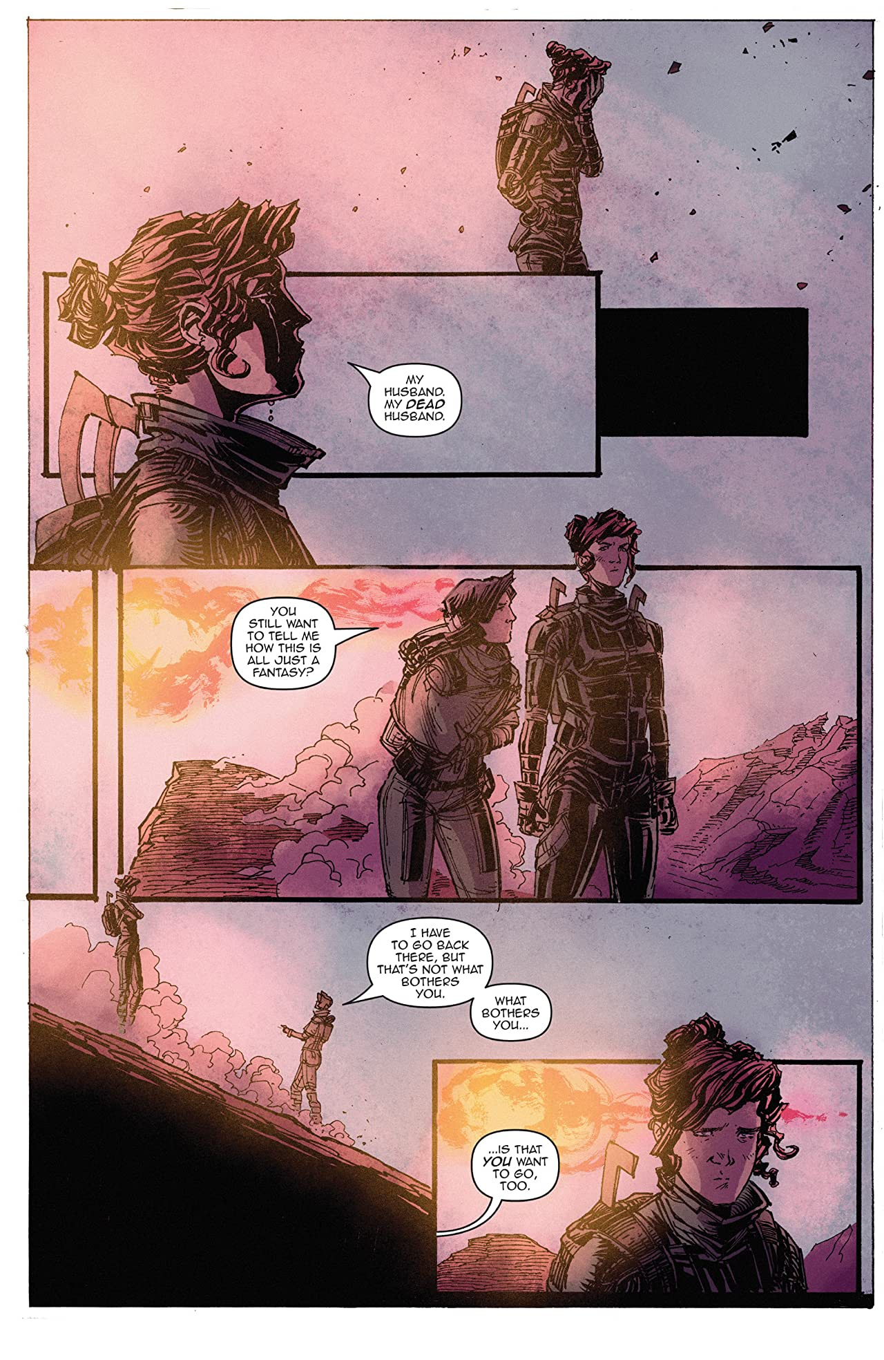 Roche Limit: Clandestiny #3