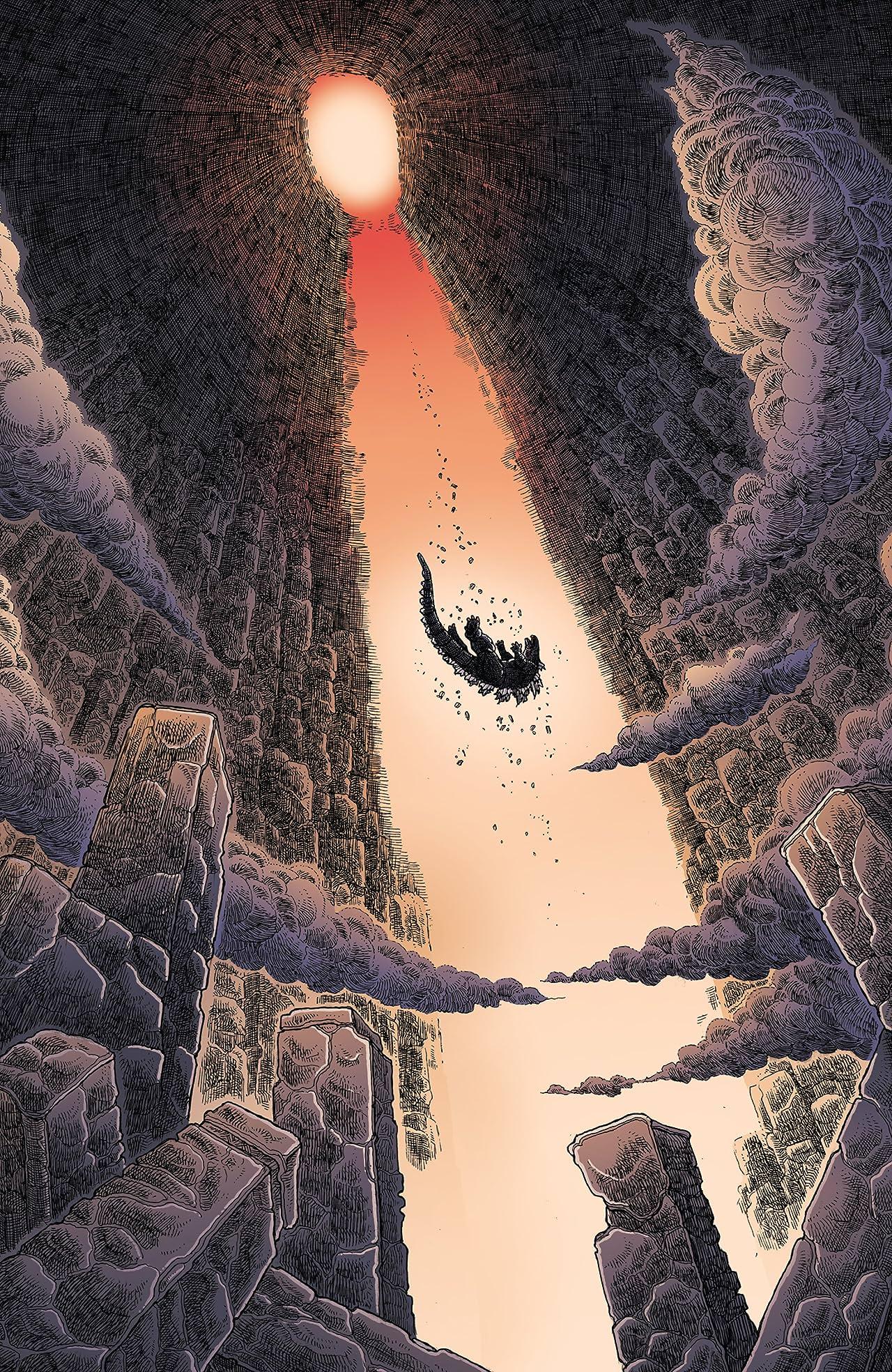 Godzilla In Hell #1 (of 5)