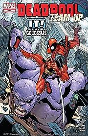 Deadpool Team-Up #895