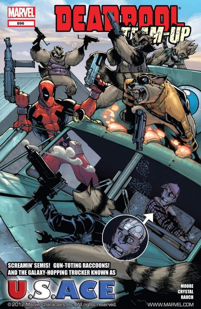 Deadpool Team-Up #896