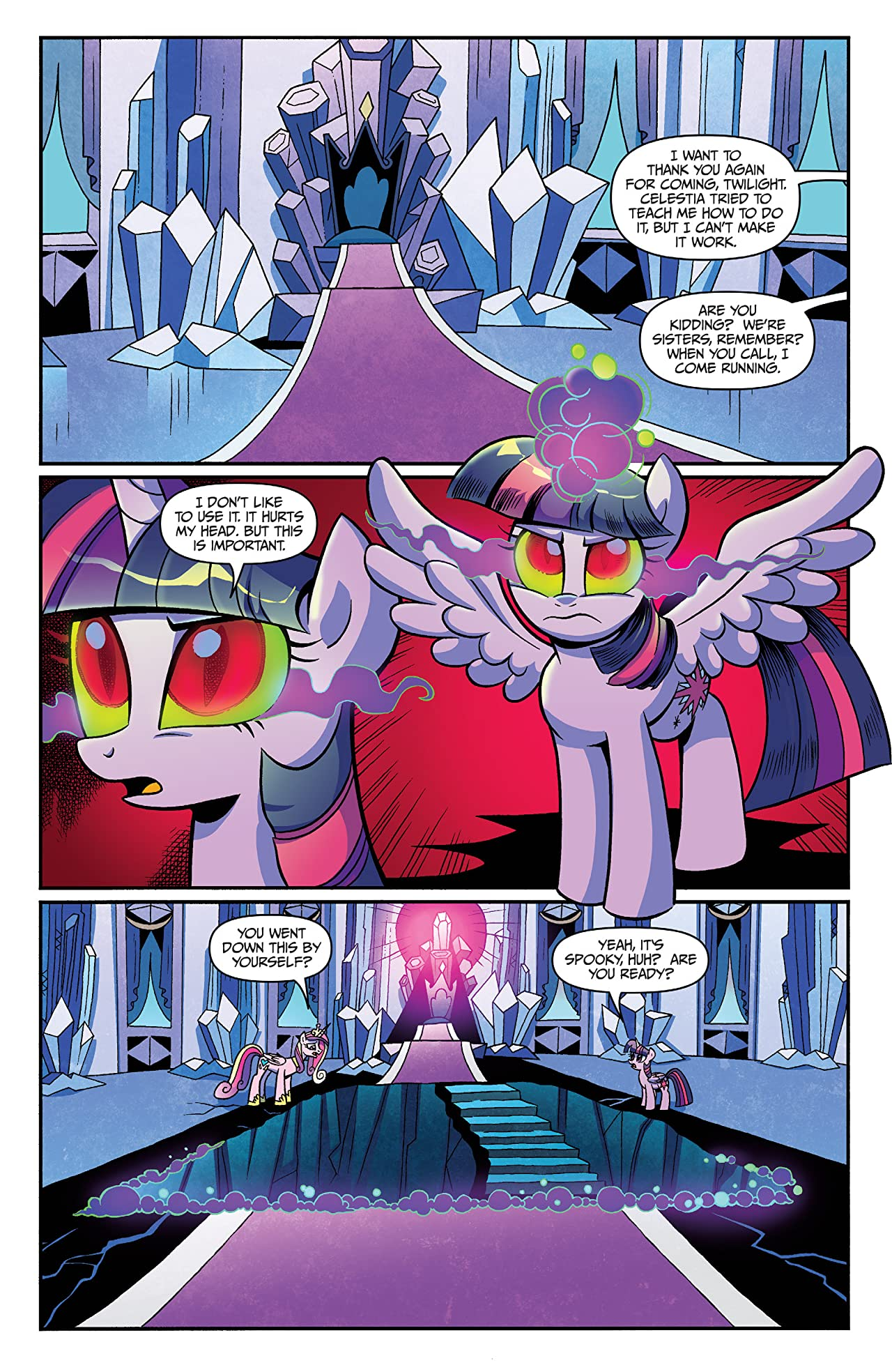 My Little Pony: FIENDship is Magic