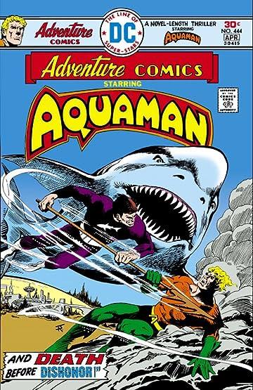 Adventure Comics (1935-1983) #444