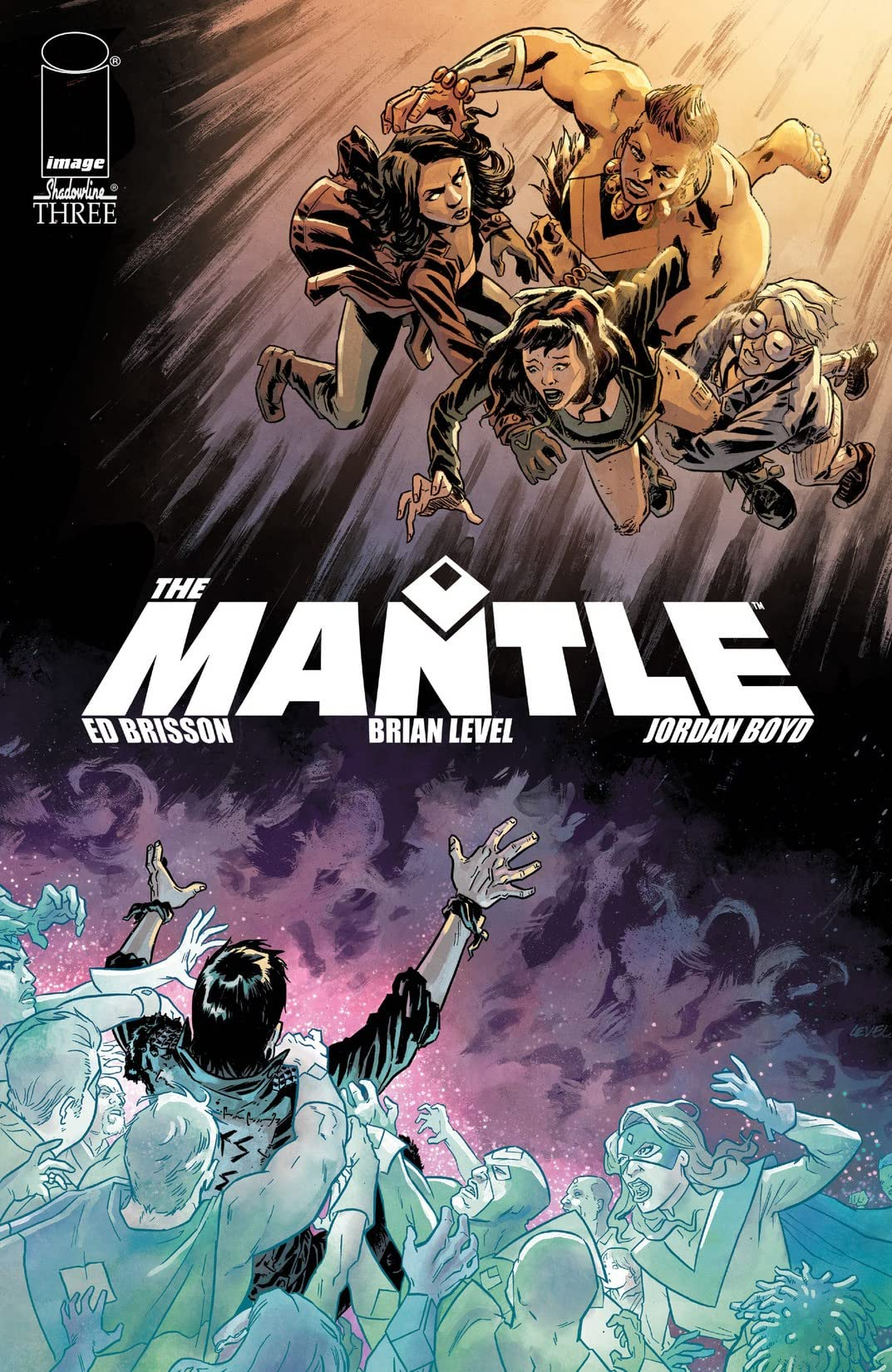 The Mantle #3