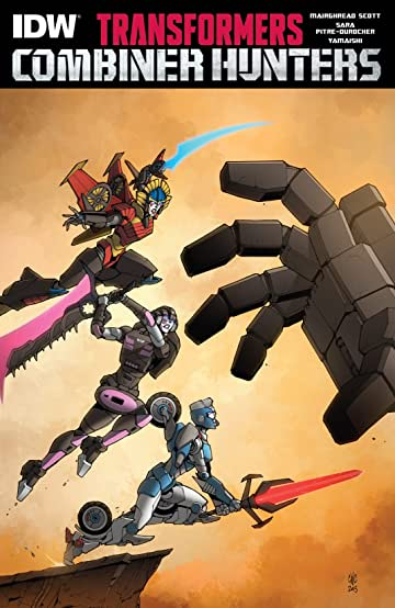 Transformers: Combiner Hunters Special