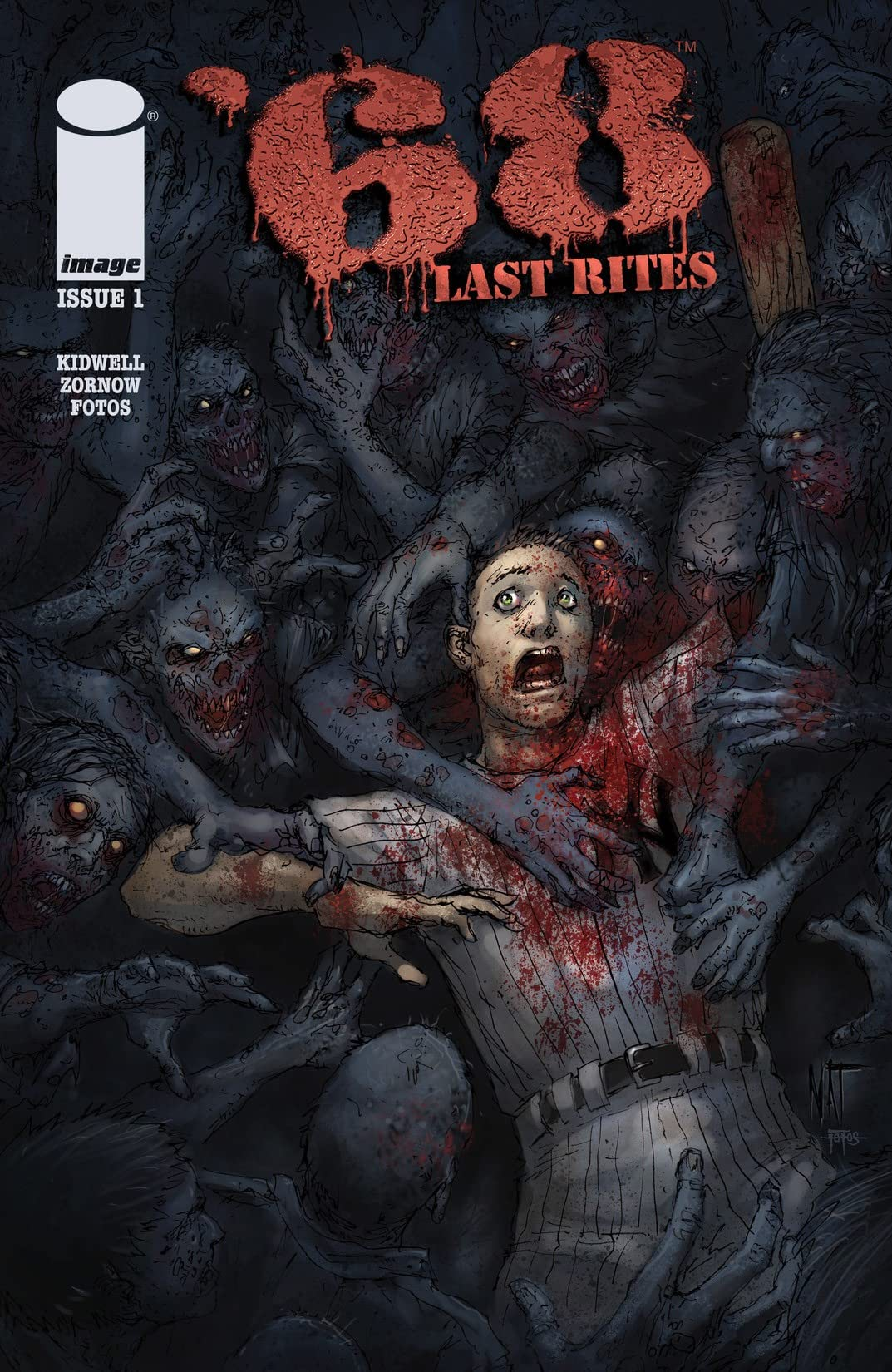 '68 (Sixty-Eight): Last Rites No.1 (sur 4)