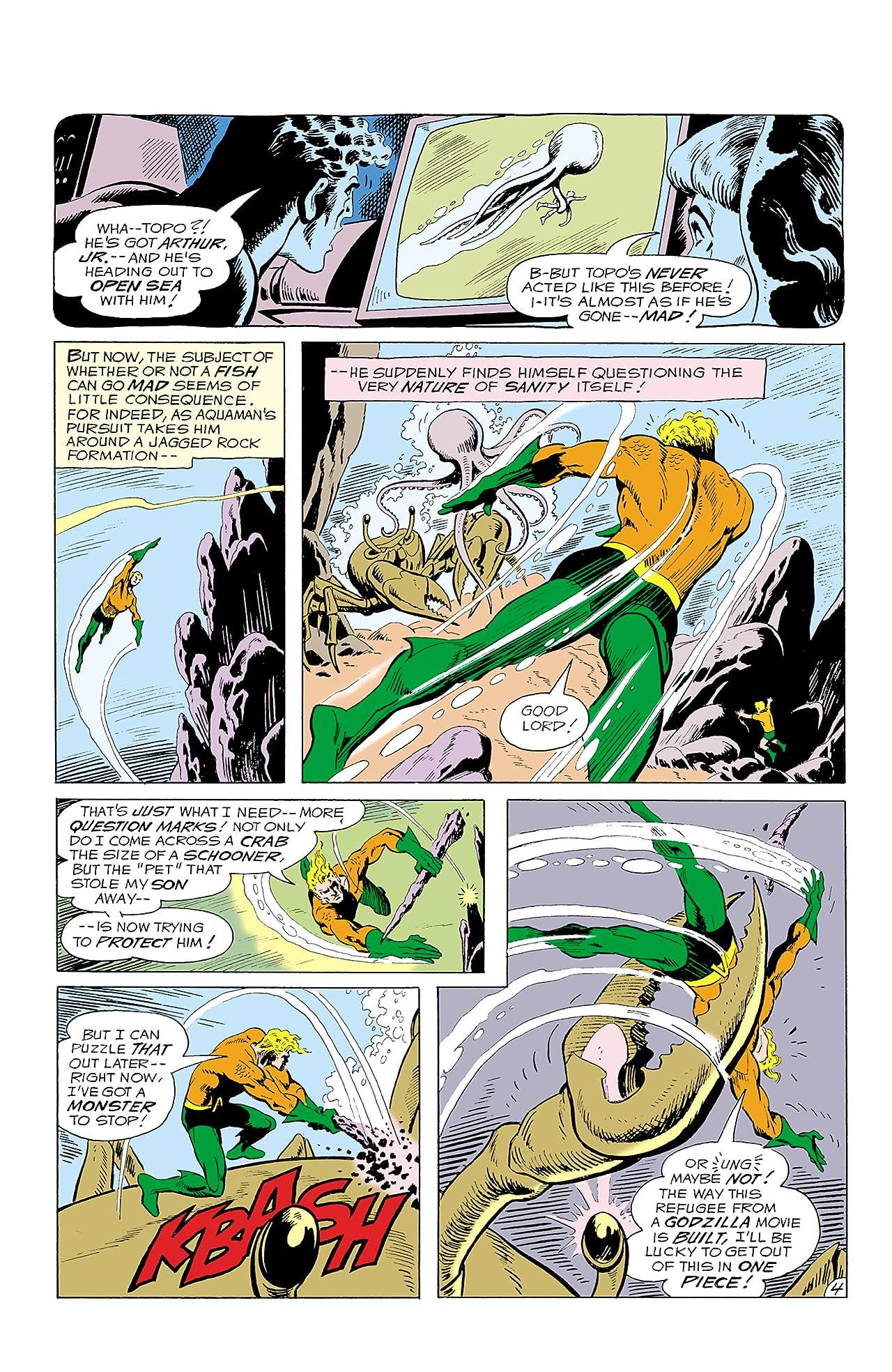 Adventure Comics (1935-1983) #451-452