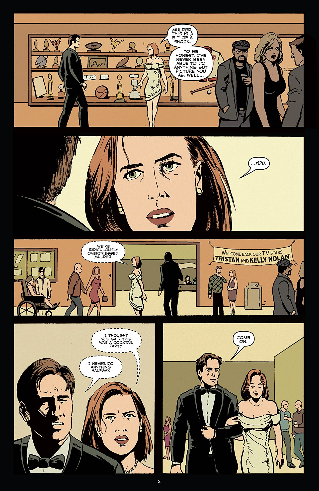 The X-Files Annual 2015