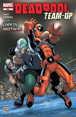 Deadpool Team-Up No.898