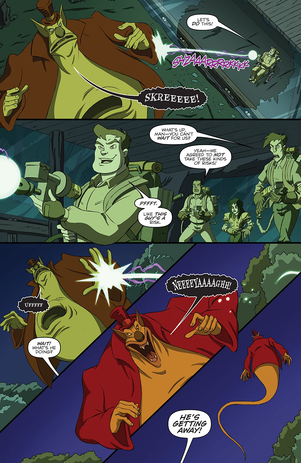 Ghostbusters: Get Real #2 (of 4)