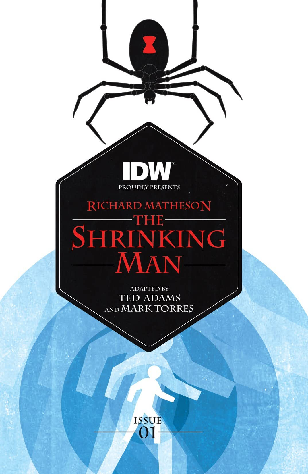 The Shrinking Man #1 (of 4)