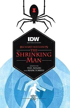 The Shrinking Man #1 (of 4)
