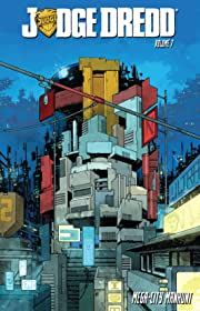 Judge Dredd Vol. 7: Mega-City Manhunt