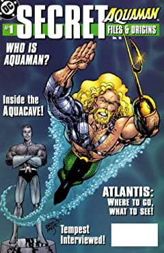Aquaman: Secret Files & Origins (1998) #1