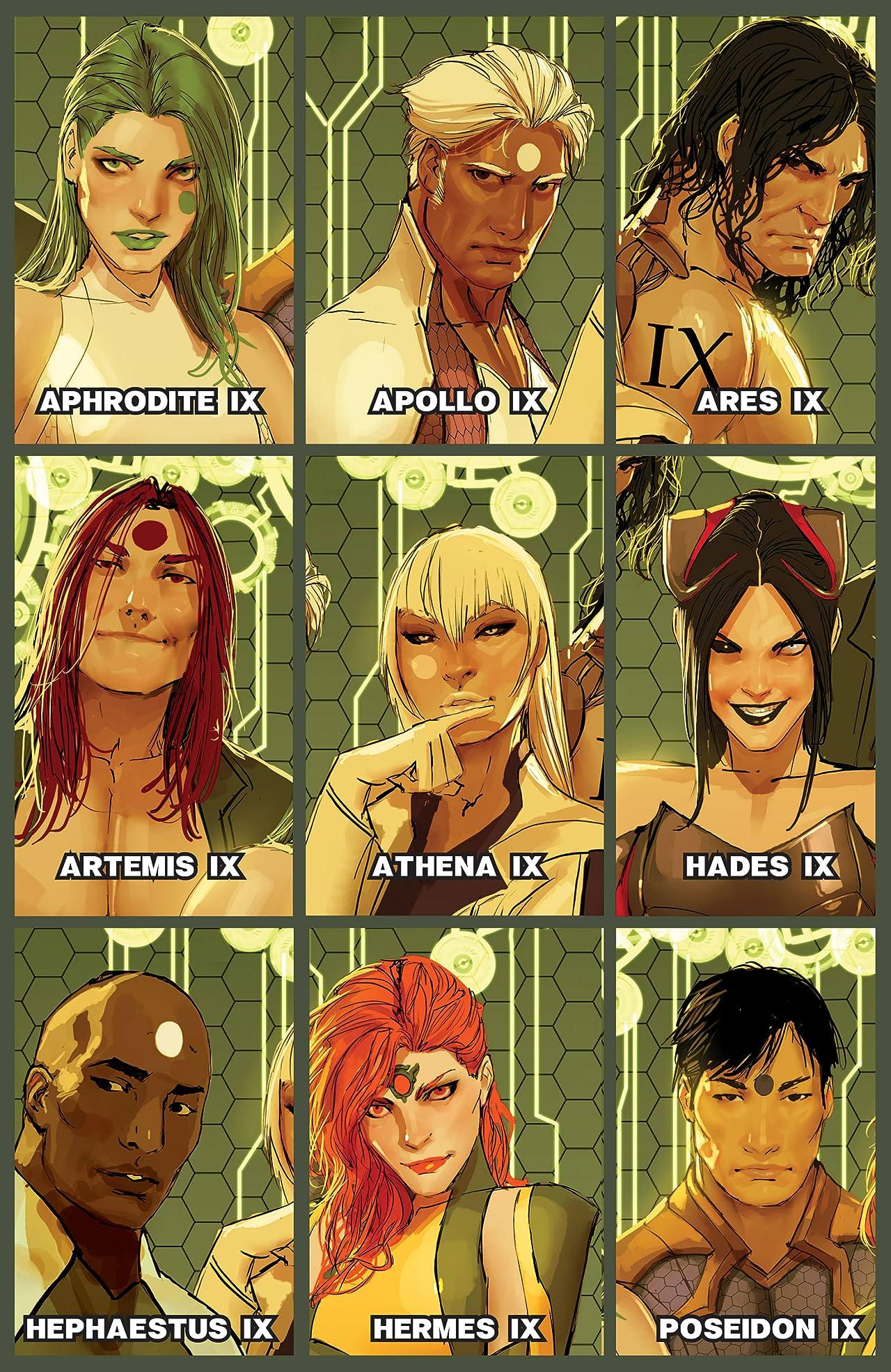 IXth Generation #4
