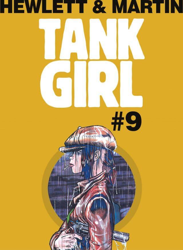 Tank Girl Classic #9
