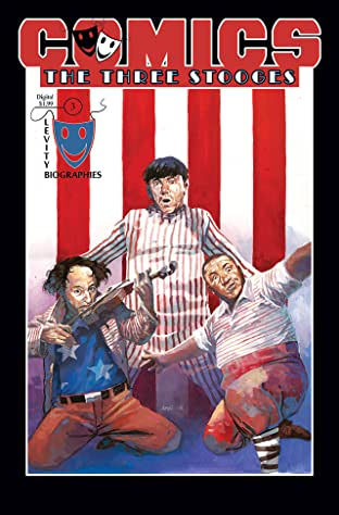 Comics #3: The Three Stooges