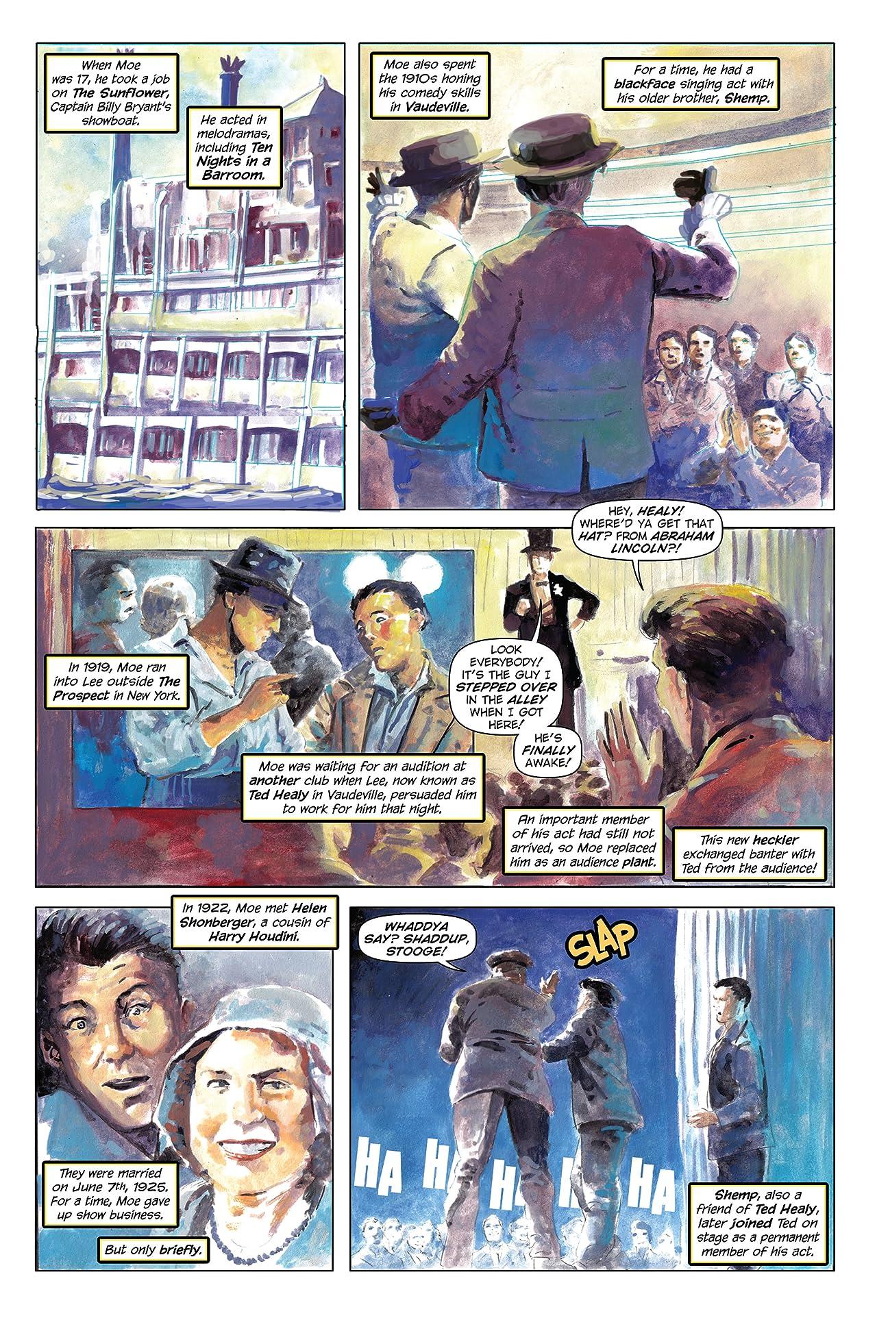 Comics #3: The Three Stooges