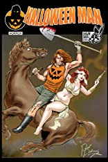 Halloween Man: On a Pale Horse Special #3