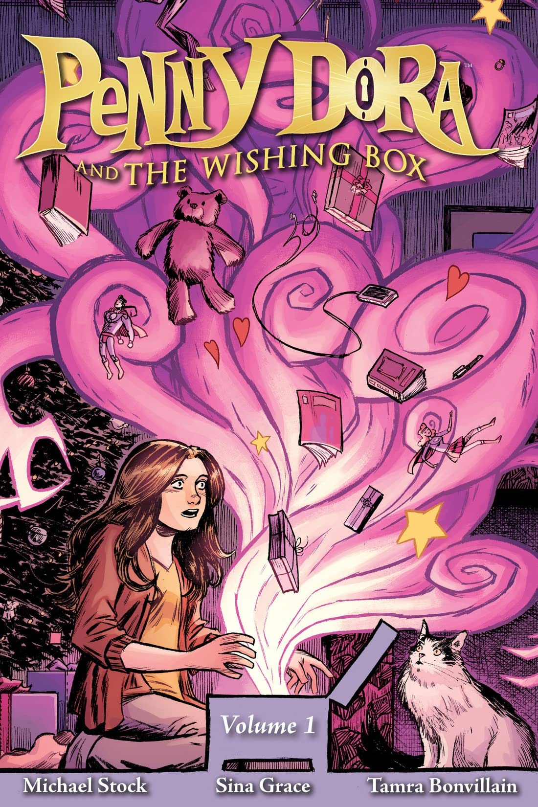 Penny Dora & The Wishing Box Vol. 1