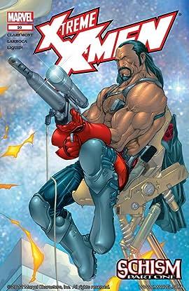 X-Treme X-Men (2001-2003) #20