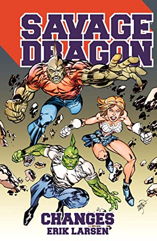 Savage Dragon: Changes