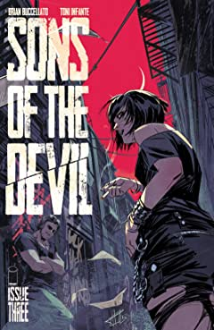 Sons Of The Devil No.3