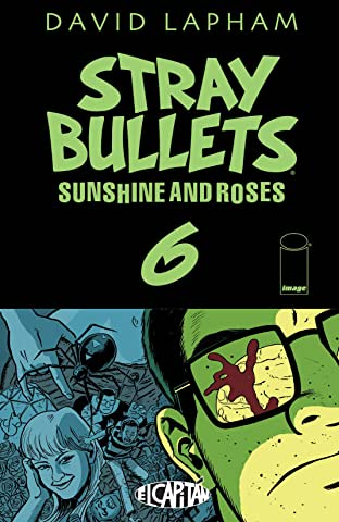 Stray Bullets: Sunshine & Roses #6