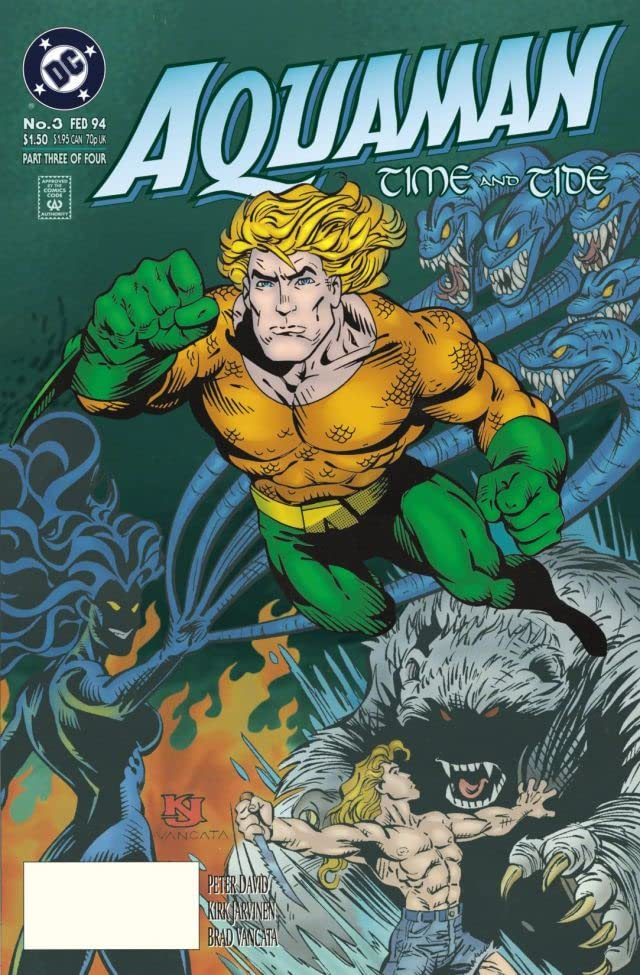 Aquaman: Time and Tide #3 (of 4)