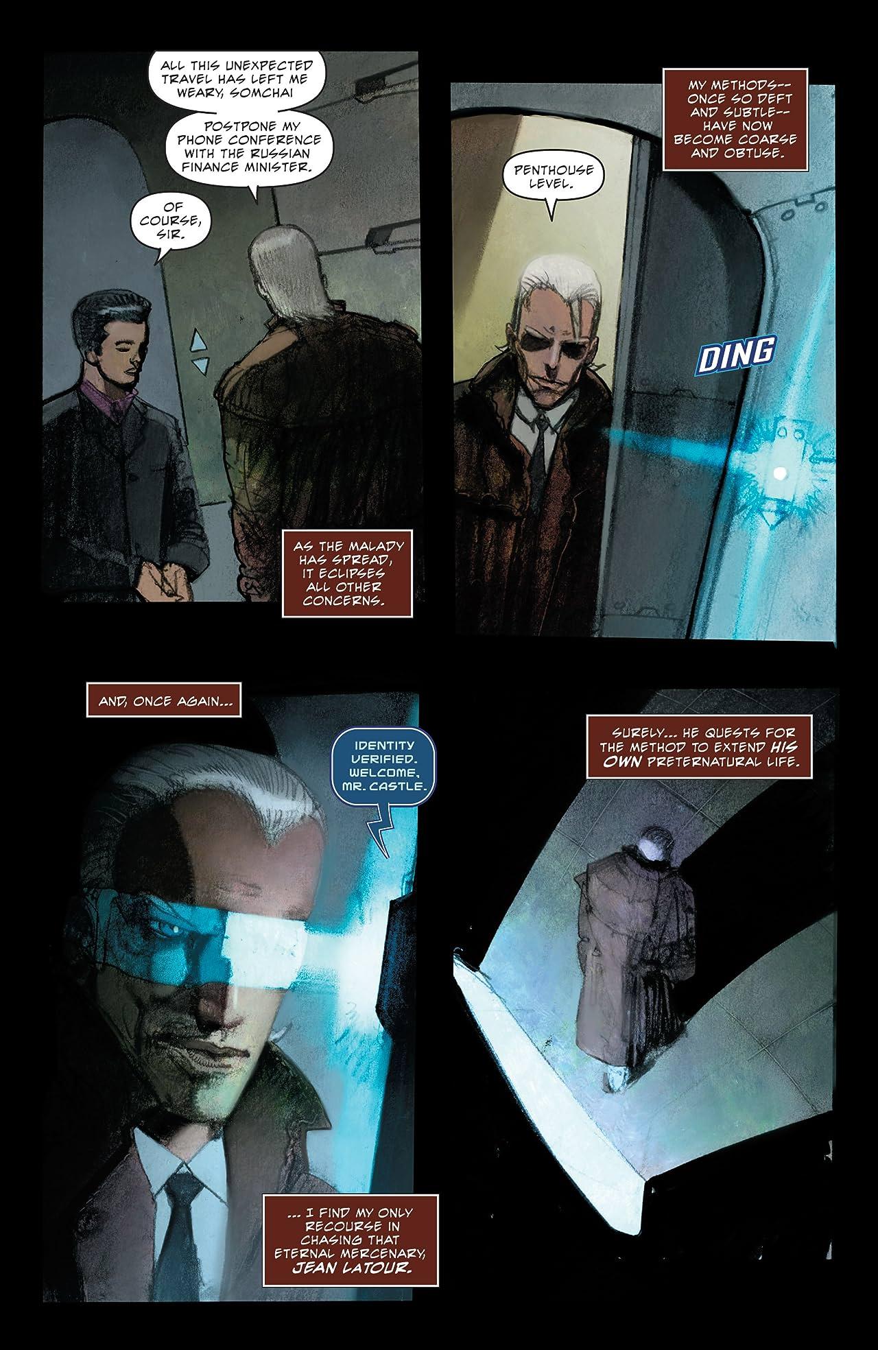 The Tower Chronicles: DreadStalker #12