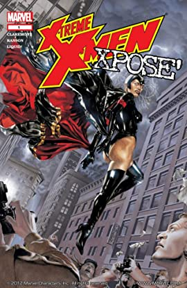 X-Treme X-Men: X-Pose #1 (of 2)
