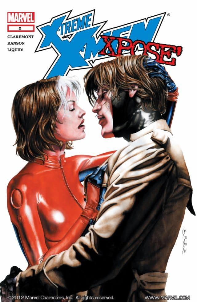 X-Treme X-Men: X-Pose #2