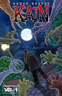 Demon Hunter Kain #1